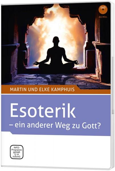 Esoterik - ein anderer Weg zu Gott? - DVD