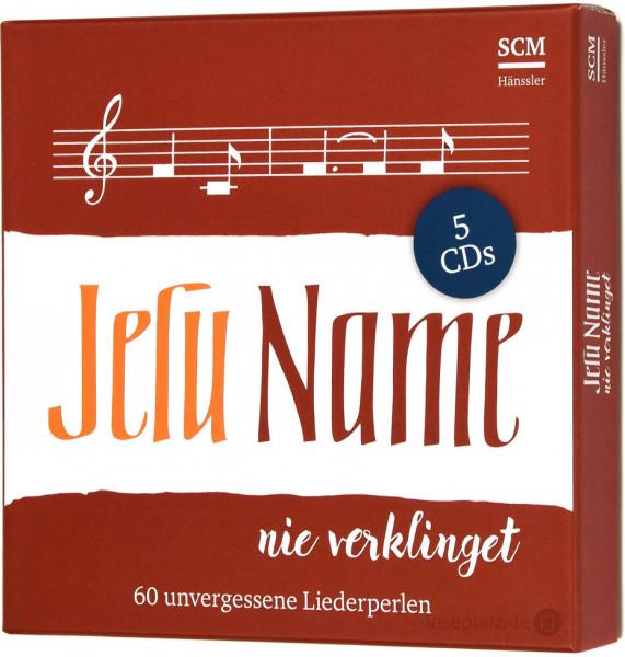 Jesu Name nie verklinget - CD-Box