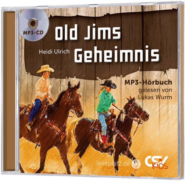 Old Jims Geheimnis - Hörbuch