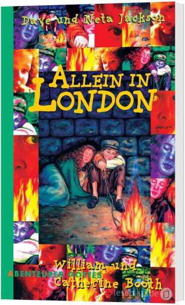 Allein in London ''William und Catherine Booth''