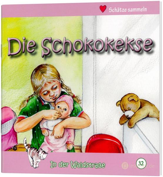 Die Schokokekse (32) In der Waldstraße - Heft 32