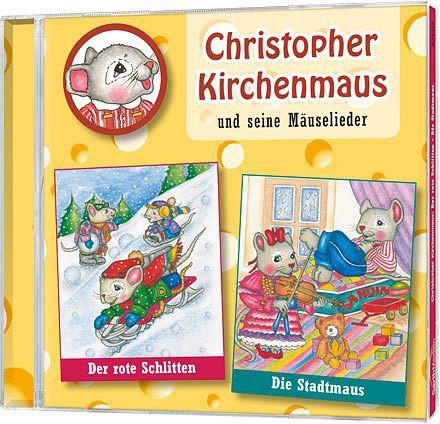 Christopher Kirchenmaus und seine Mäuselieder (5) - DCD