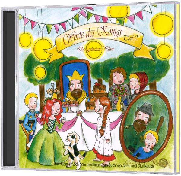 Worte des Königs - Teil 2 - Hörspiel (CD)