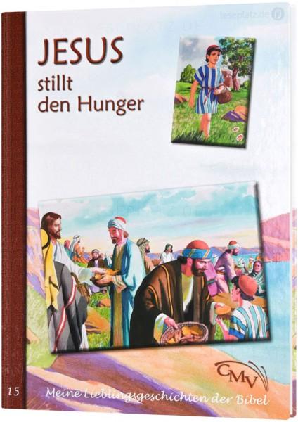 Jesus stillt den Hunger (15)