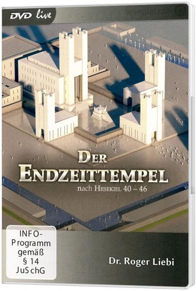 Der Endzeittempel nach Hesekiel 40-46 - DVD