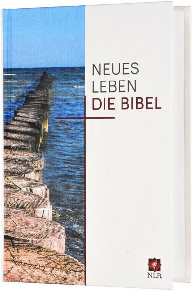 """Neues Leben. Die Bibel - Taschenausgabe Motiv """"Buhnen"""""""