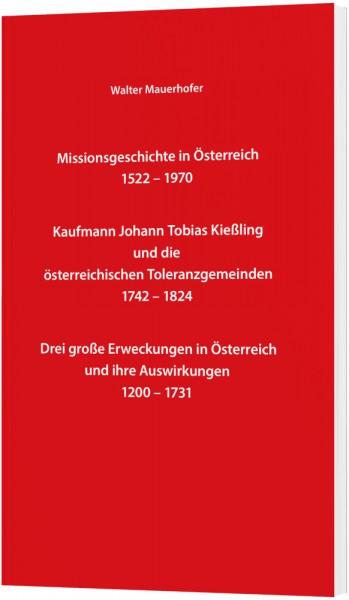 Missionsgeschichte in Österreich