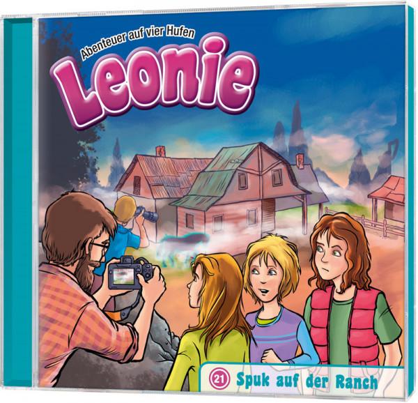 CD Leonie (21) - Spuk auf der Ranch