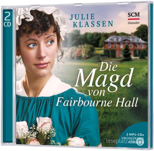 Die Magd von Fairbourne Hall - Hörbuch