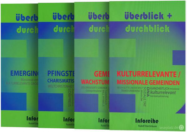 """Buchpaket """"Überblick und Durchblick 1-4"""""""