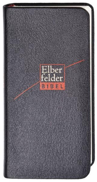 Elberfelder Bibel 2006 Pocket Edition - Leder schwarz