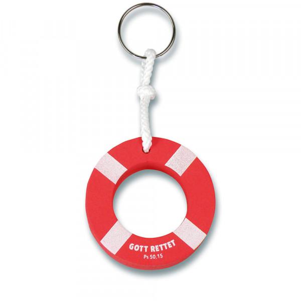 Schlüsselanhänger - Rettungsring
