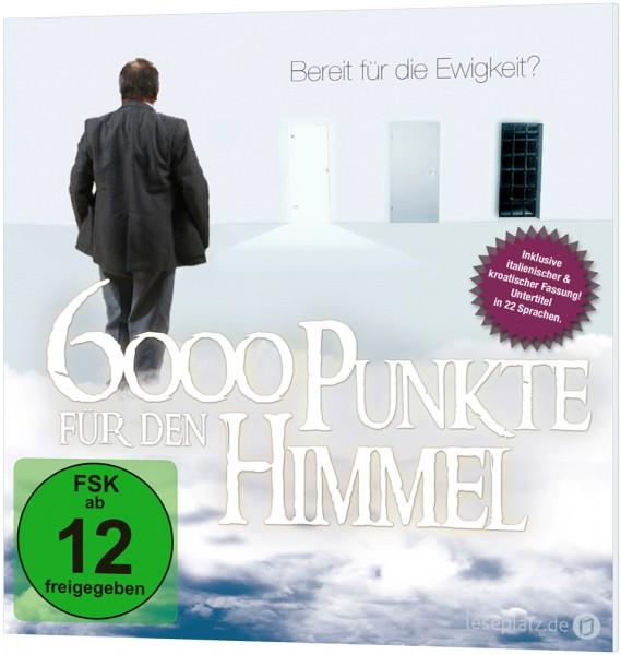 6000 Punkte für den Himmel - DVD