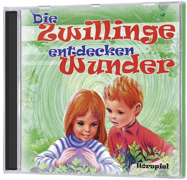 Die Zwillinge entdecken Wunder - CD