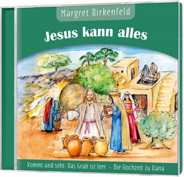 Jesus kann alles - CD