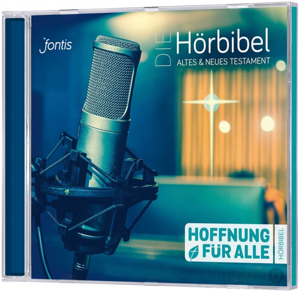 Hoffnung für alle - Die Hörbibel (8 MP3-CDs)