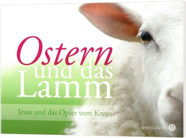 Ostern und das Lamm - Evangelistisches Grußheft
