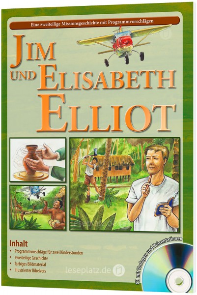 Jim und Elisabeth Elliot