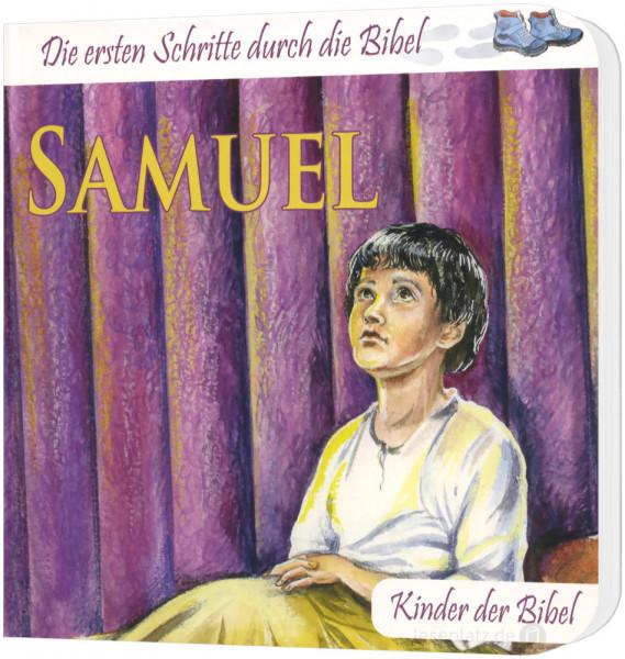 Samuel - Pappbuch