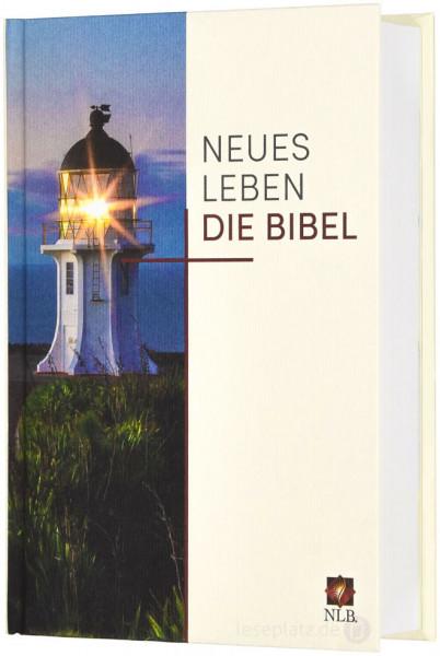 """Neues Leben. Die Bibel - Taschenausgabe Motiv """"Leuchtturm"""""""