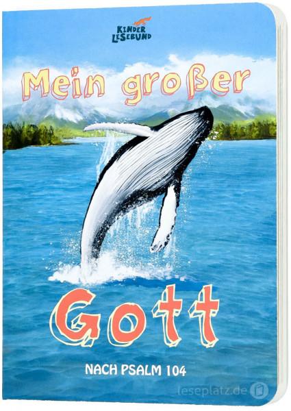 Mein großer Gott - Pappbuch