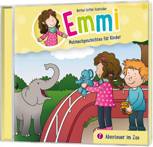 Emmi CD - Abenteuer im Zoo (7)