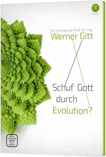 Schuf Gott durch Evolution? - DVD