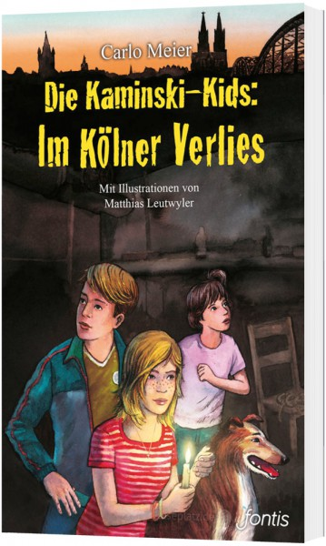 Im Kölner Verlies (15) - Taschenbuch
