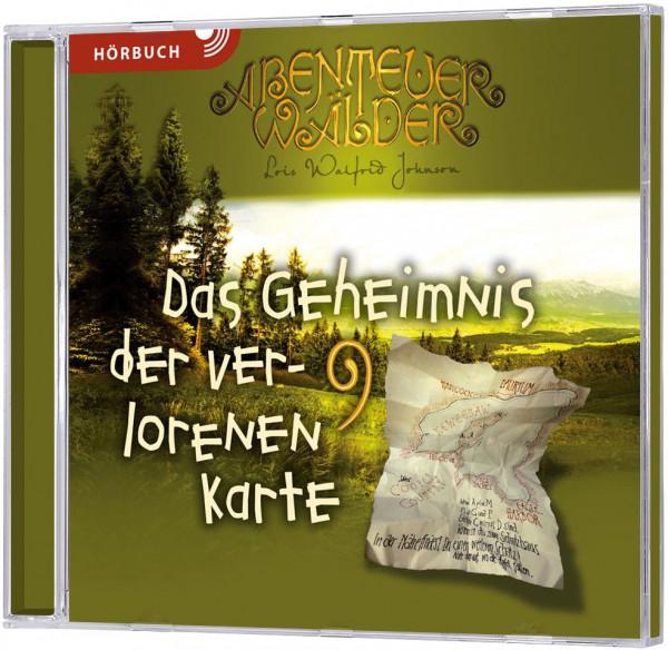 Das Geheimnis der verlorenen Karte (9) - Hörbuch (MP3)