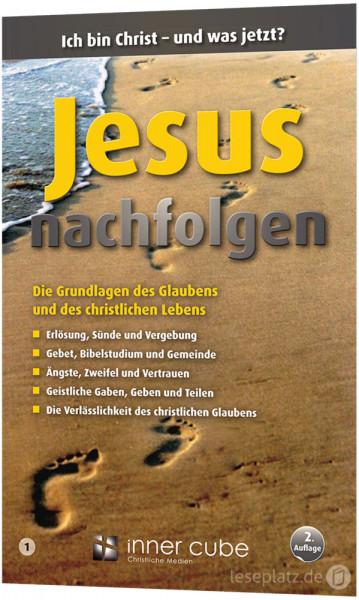 Jesus nachfolgen - Leporello 1