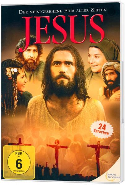 Jesus - Keiner hat die Menschen bewegt wie er! - DVD
