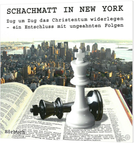 Schachmatt in New York - Hörbuch
