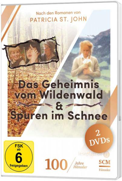 Das Geheimnis vom Wildenwald / Spuren im Schnee (2 DVDs)