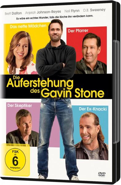 Die Auferstehung des Gavin Stone - DVD