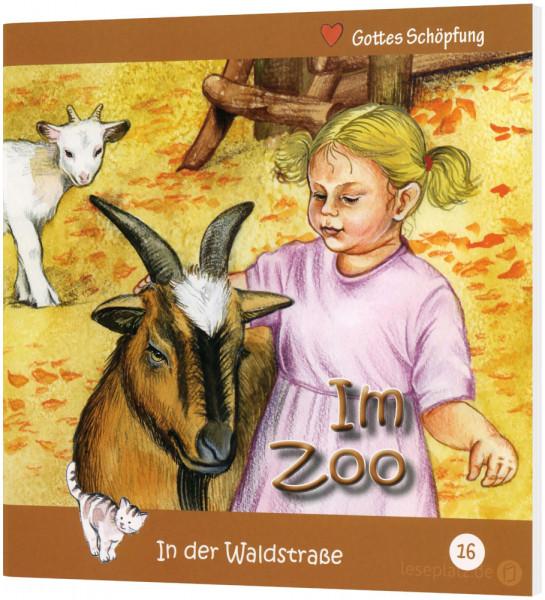 Im Zoo (16) In der Waldstraße - Heft 16