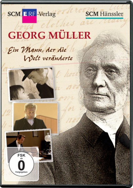 Georg Müller - DVD