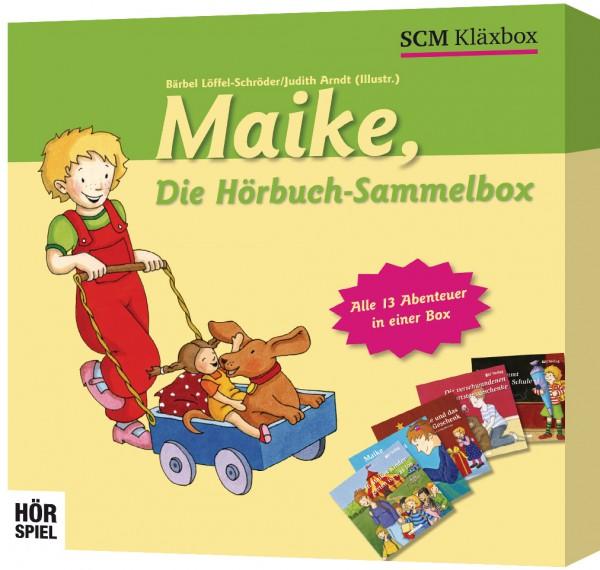 Maike - Die Hörbuch-Sammelbox