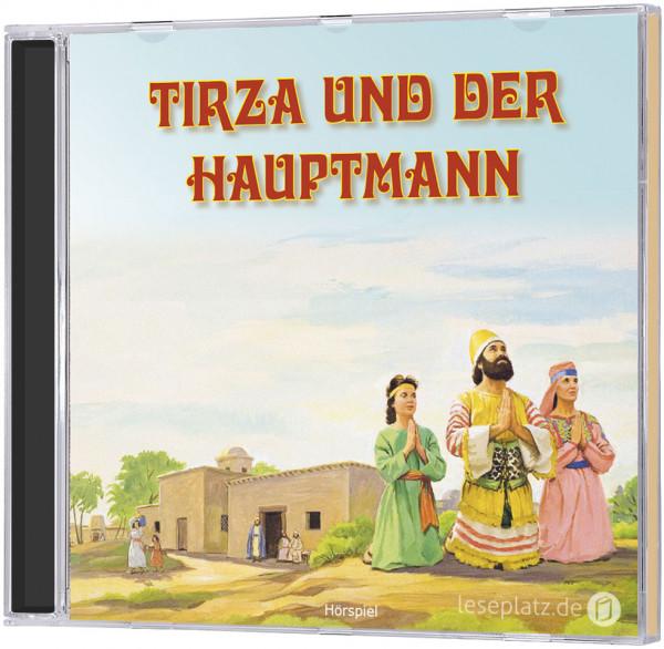 Tirza und der Hauptmann - CD