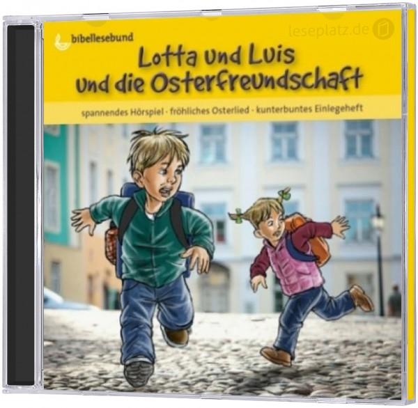 Lotta und Luis und die Osterfreundschaft - CD