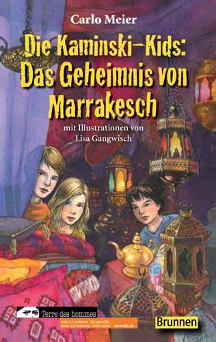 Das Geheimnis von Marrakesch (12) - Taschenbuch
