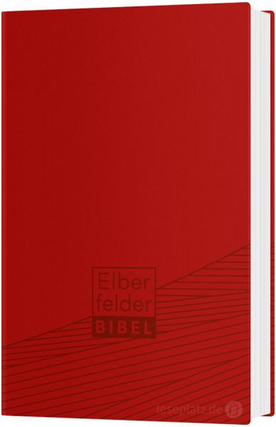 Elberfelder Bibel 2006 Taschenausgabe - Kunstleder rot
