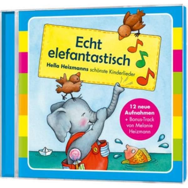 Echt elefantastisch - CD