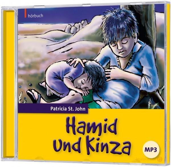 Hamid und Kinza - MP3-Hörbuch