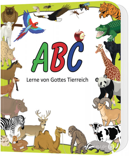 ABC - Pappbuch