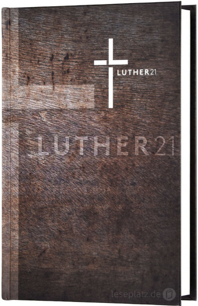 Luther21 - Standardausgabe - Hardcover Vintage