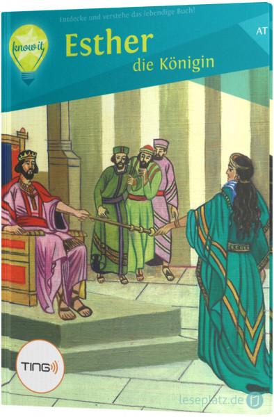 Esther die Königin - TING-Buch