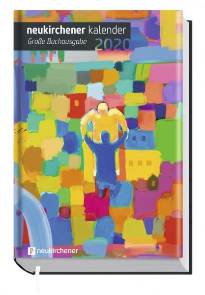 Neukirchener Buchkalender 2020 - Großdruckausgabe