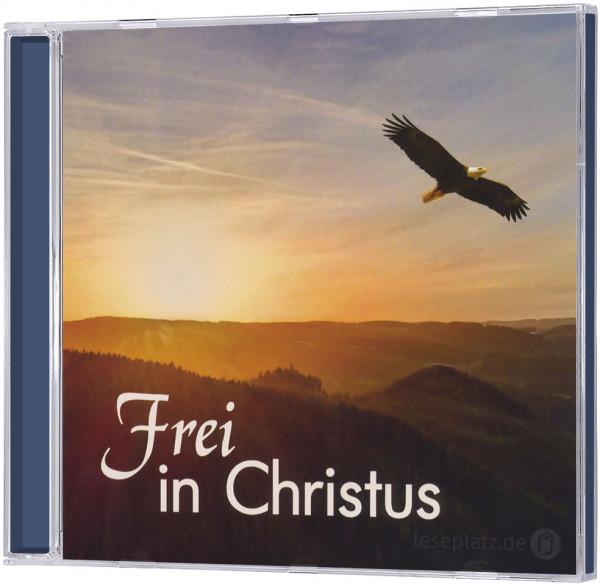Frei in Christus - CD