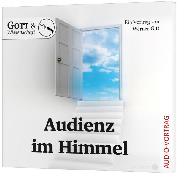 Audienz im Himmel - CD