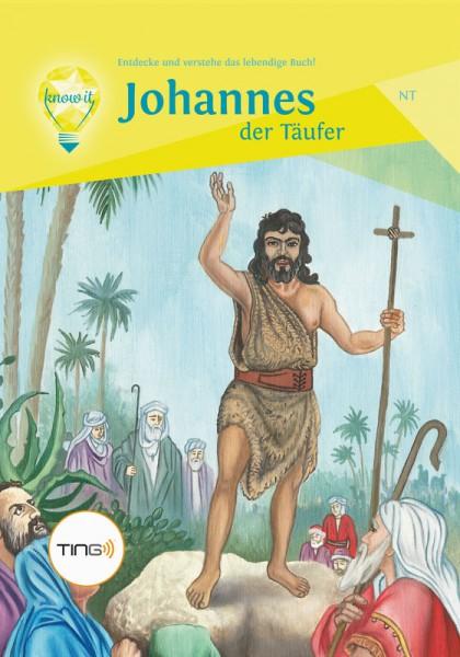Johannes der Täufer - TING-Buch